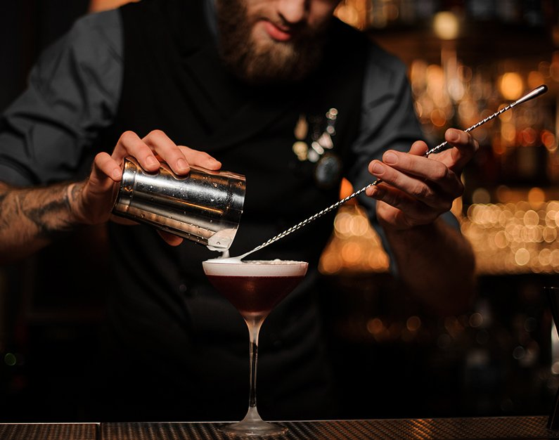 American Gastro Pub and Creative Mixology at Hotel Ivy, Minneapolis