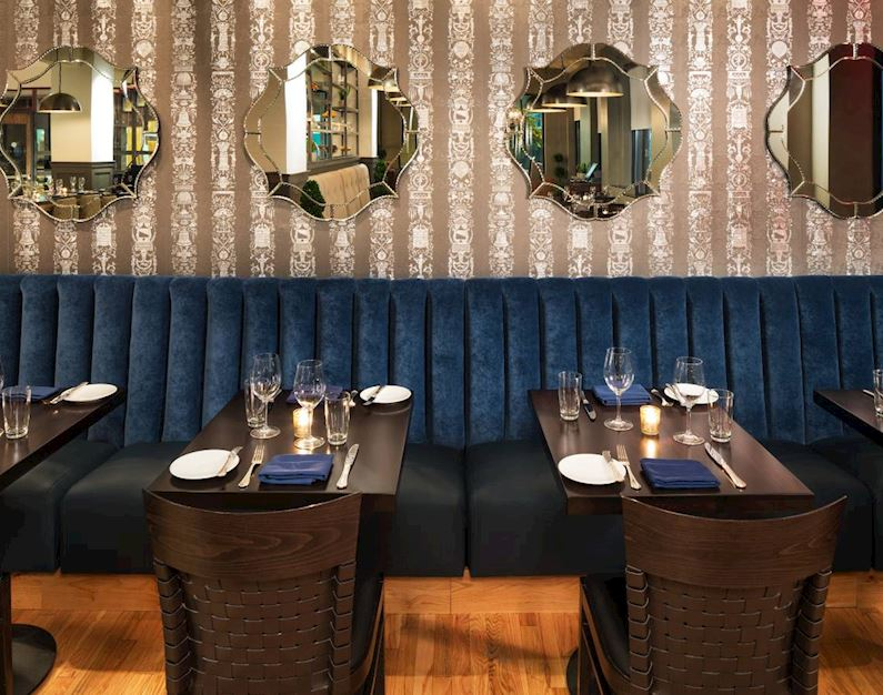 Hotel Ivy, A Luxury Collection Hotel, Minneapolis Monello Hours