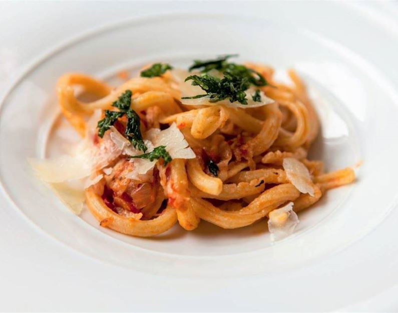 Classic Coastal Italian Food at Hotel Ivy, A Luxury Collection Hotel, Minneapolis