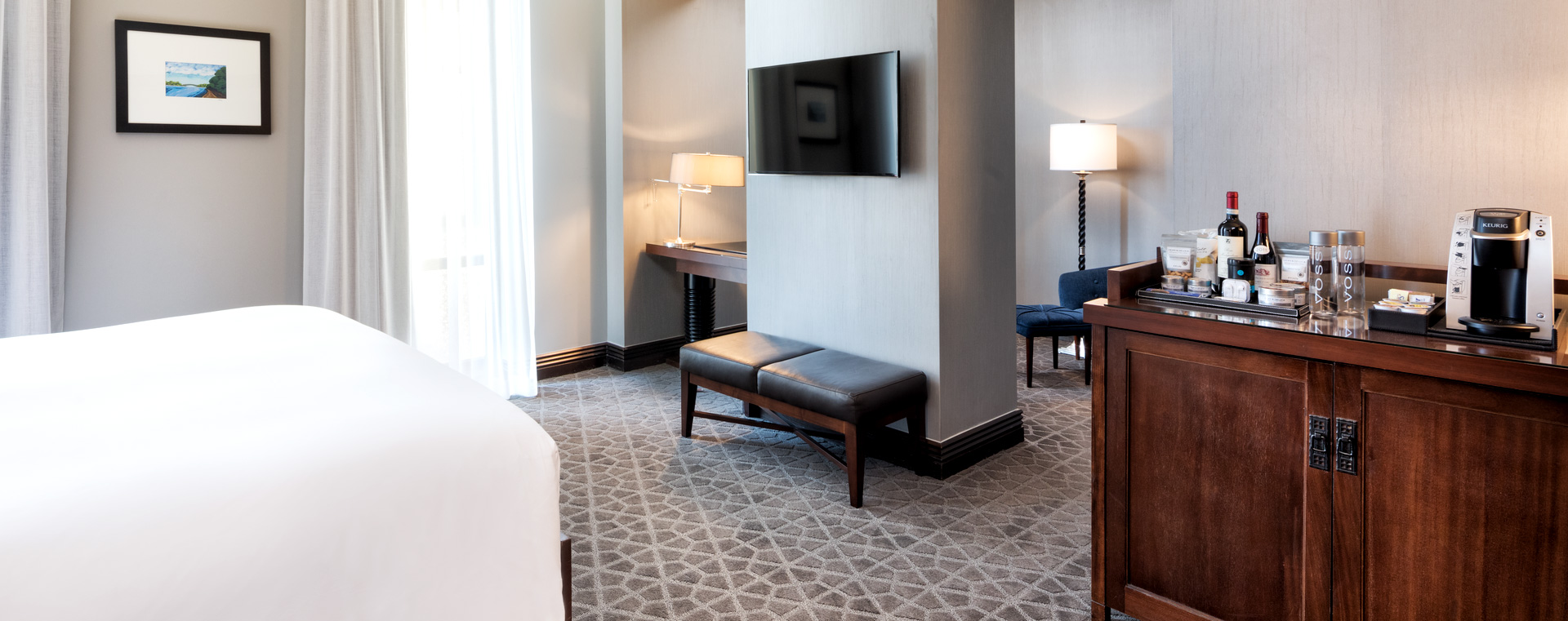 Hotel Ivy, A Luxury Collection Hotel, Minneapolis Executive King