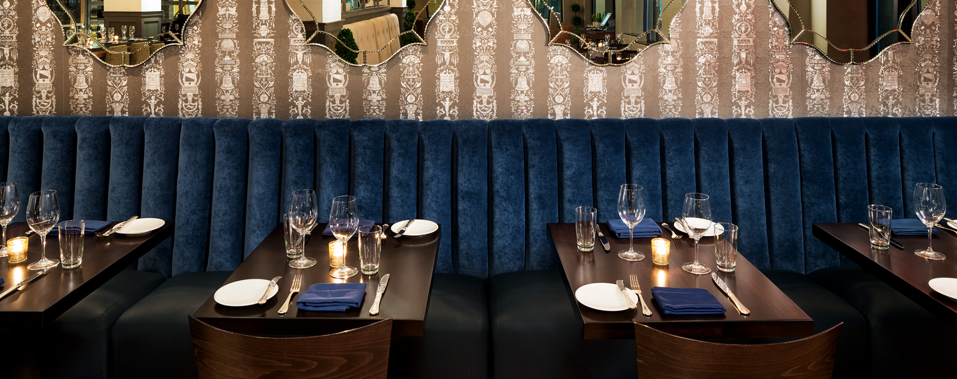 Dining at Hotel Ivy, A Luxury Collection Hotel, Minneapolis