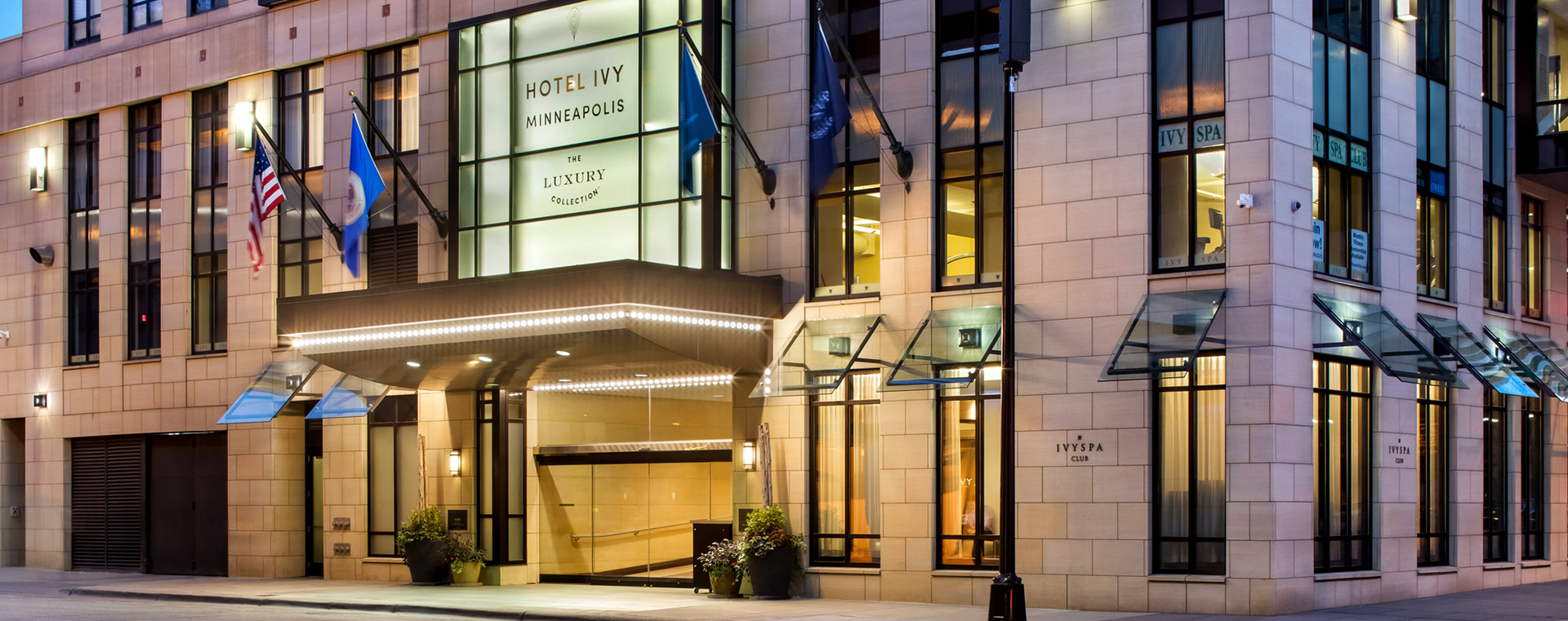 Hotel Ivy, A Luxury Collection Hotel, Minneapolis Contact