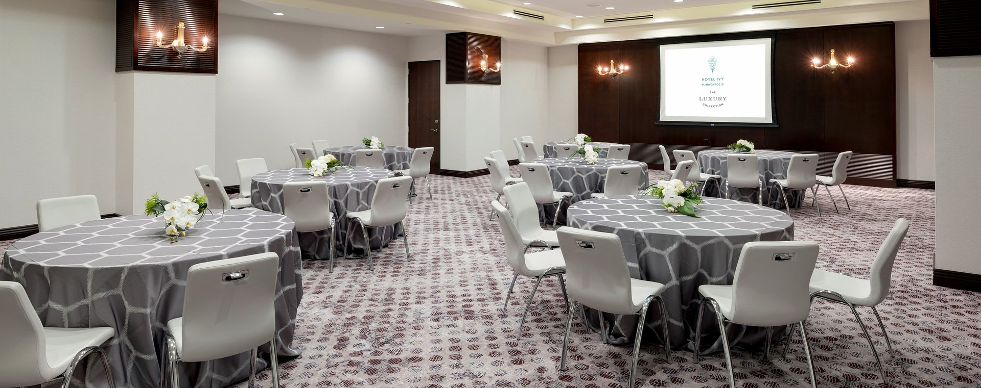Meeting Venues at Hotel Ivy, A Luxury Collection Hotel, Minneapolis
